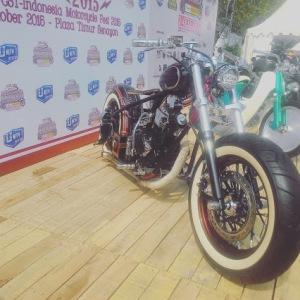 Motor Chopper konetstan Indonesia Motor fest
